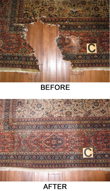 Rug Repair Antique Rug Company
