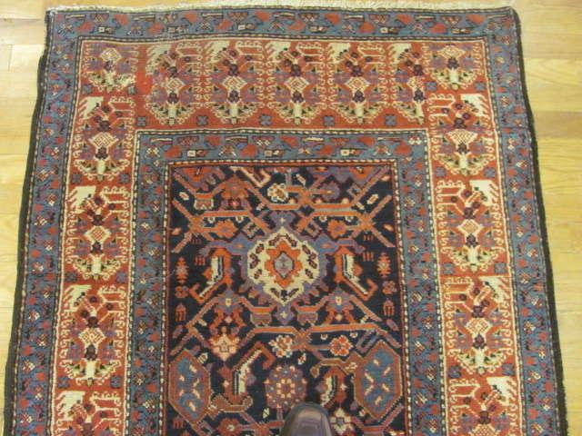 24784 antique persian kurd hall runner 3,2 x 13,3-1