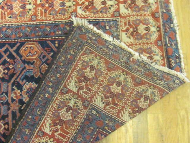 24784 antique persian kurd hall runner 3,2 x 13,3-3
