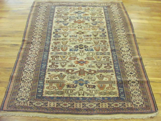 Kuba Rug | Caucasus | Antique C. 1900