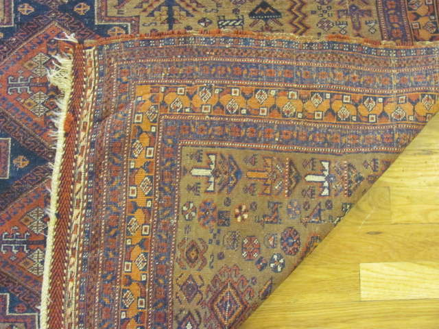 24810 persian afshar rug 4,7x6-3