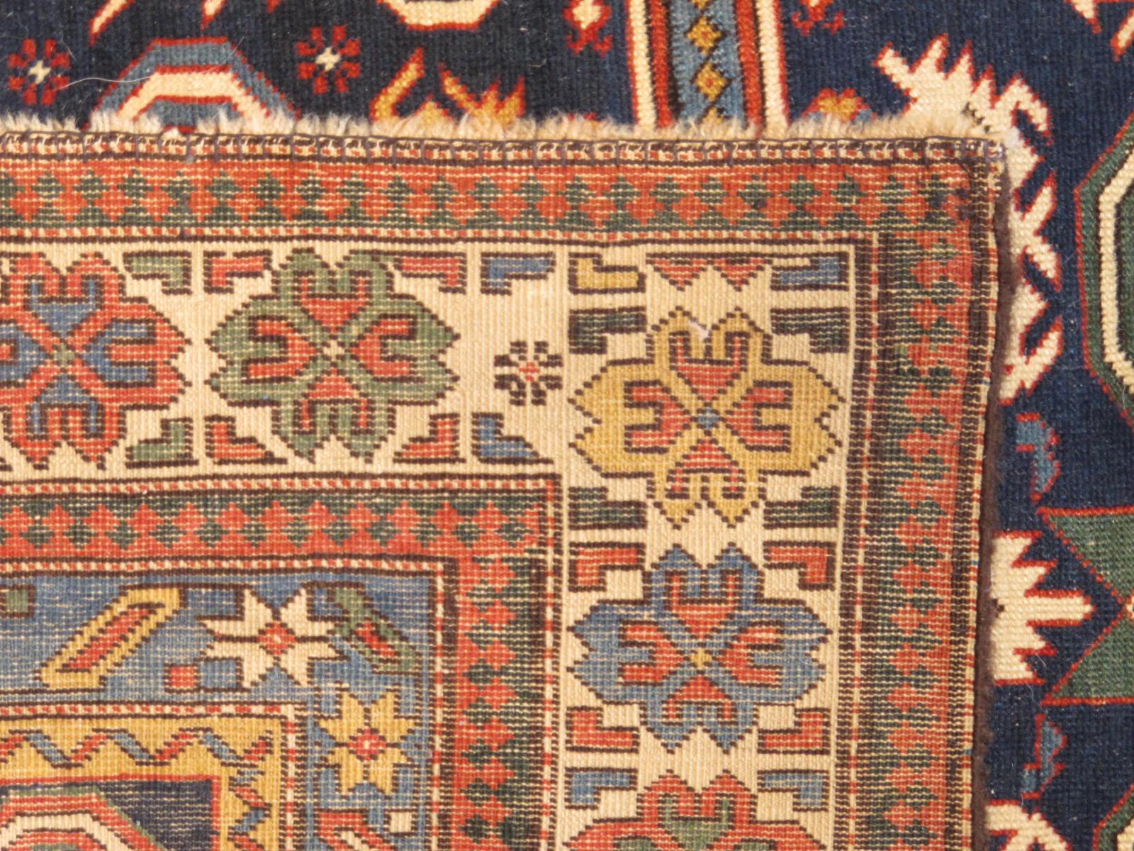 23183 antique Caucasian kuba 3,9x5,1 (3)