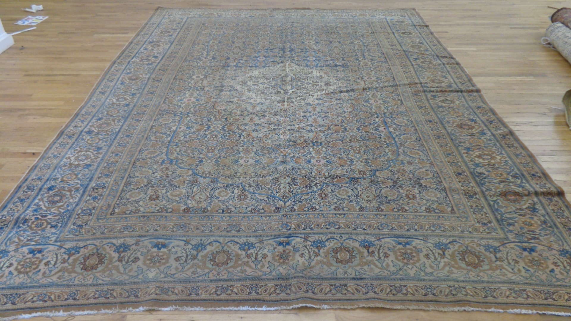 Tabriz Rug | Persia | Antique | C. 1890
