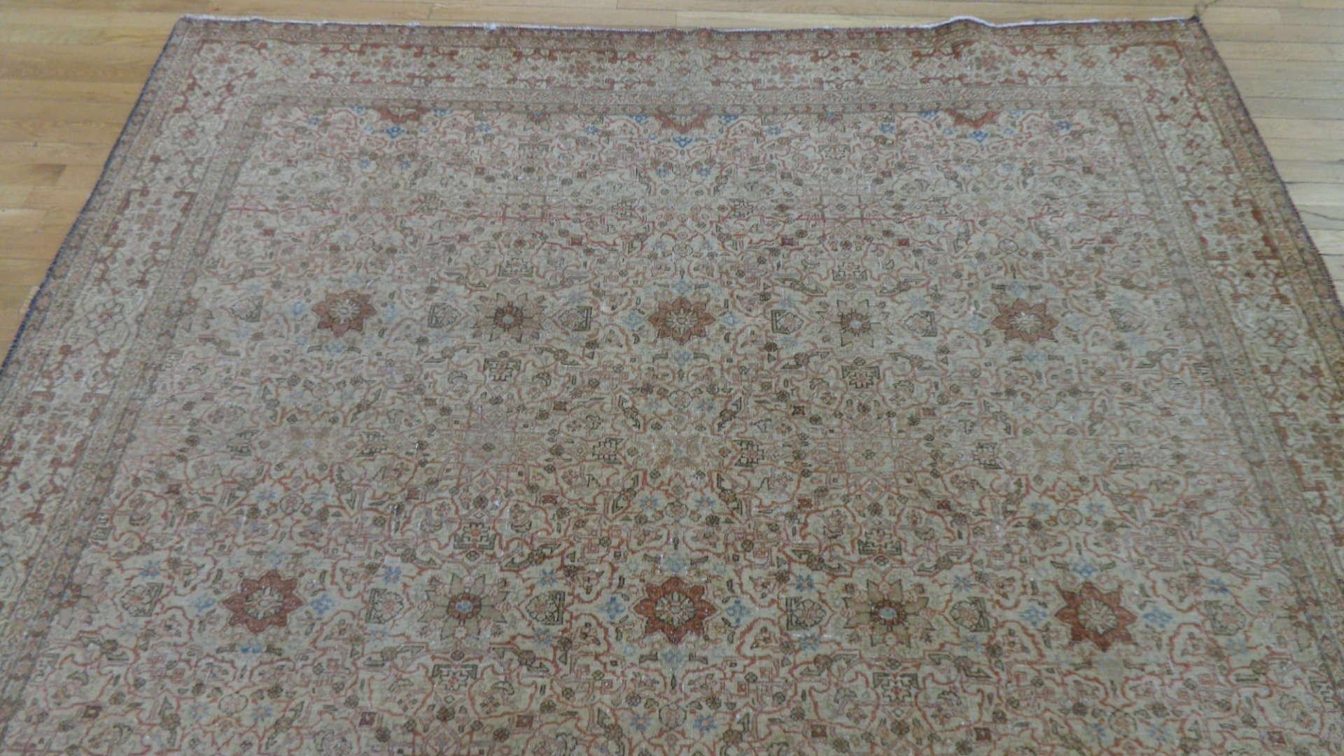 24850 persian tehran carpet 7 x 9, 10-1