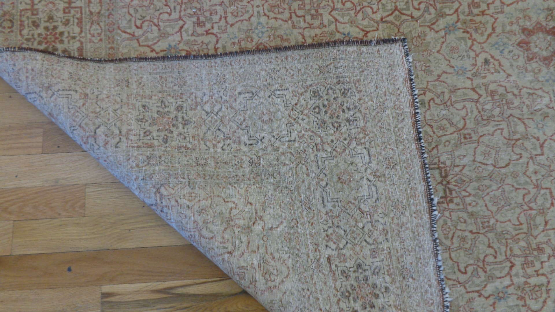 24850 persian tehran carpet 7 x 9, 10-3