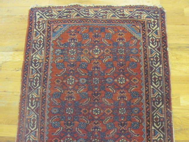 Hamadan Rug   Persia   Antique, Circa 1920
