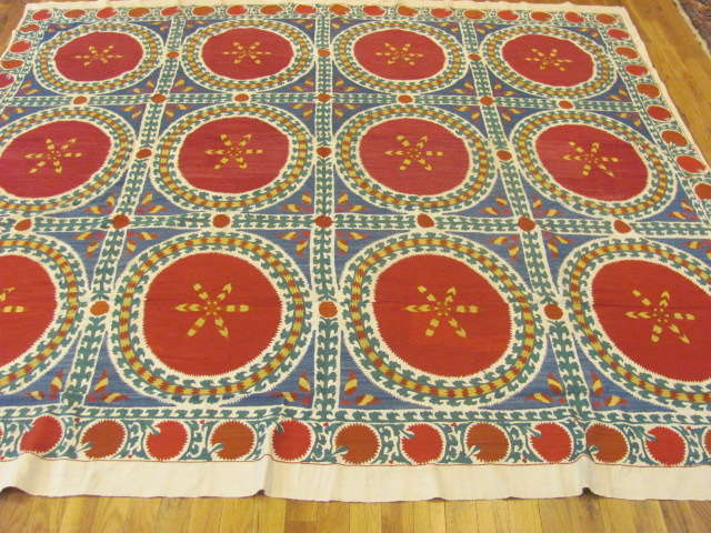 Suzani Tapestry | Central Asia | 20th C.