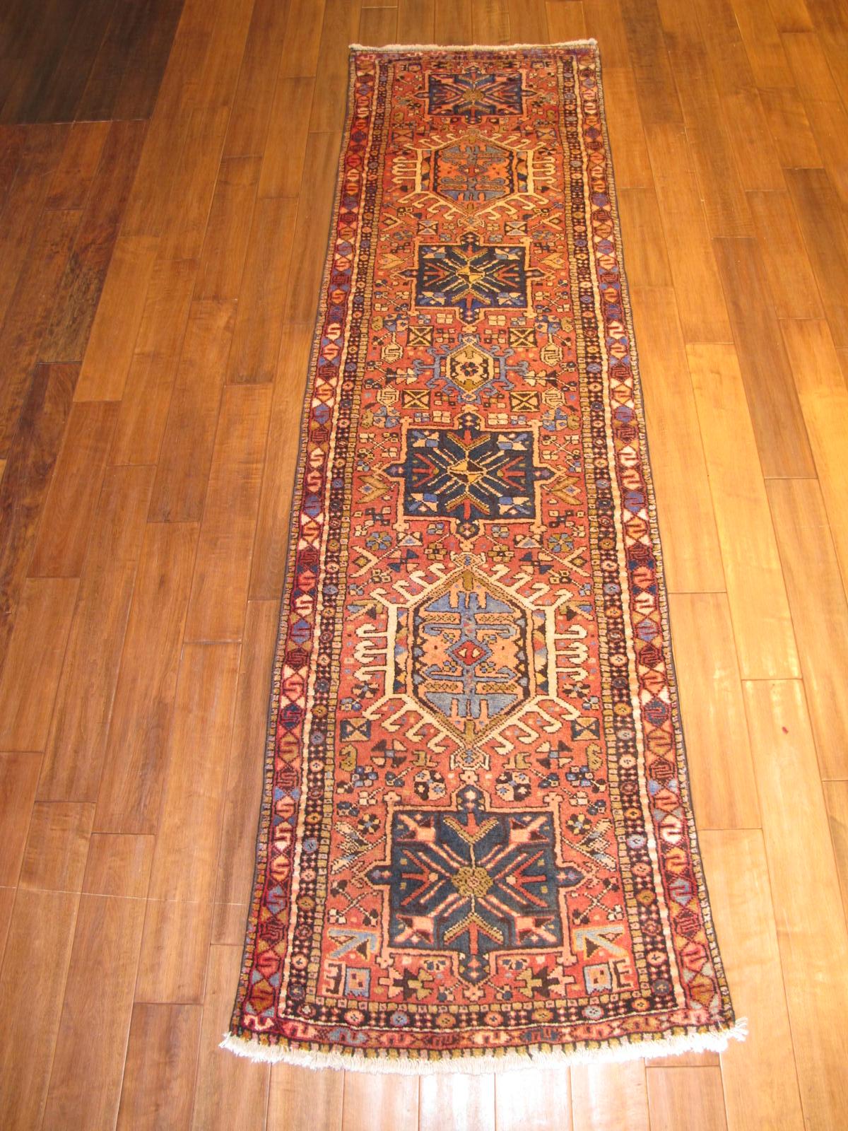 23669 Persian Karadja runner 2,8x9,6