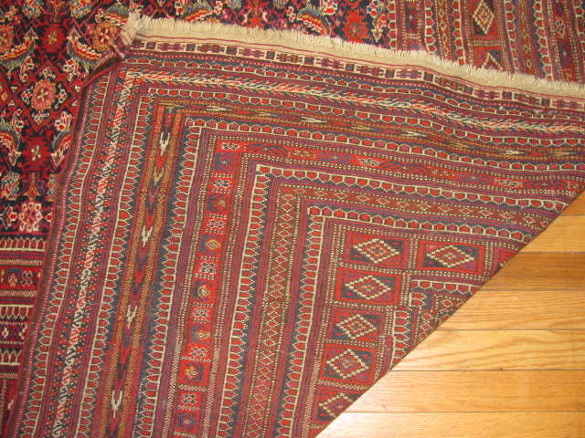 24945 Antique Tekke gallery carpet 8,2 x 20 -3