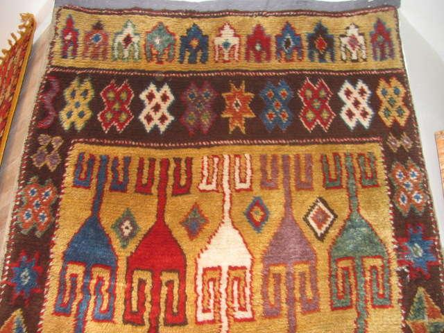 25043 Antique Anatolian Konya  3,4 x 11,2-1