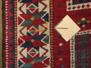 Caucasian Kazak  8' 3 x 4' 5-before (1)