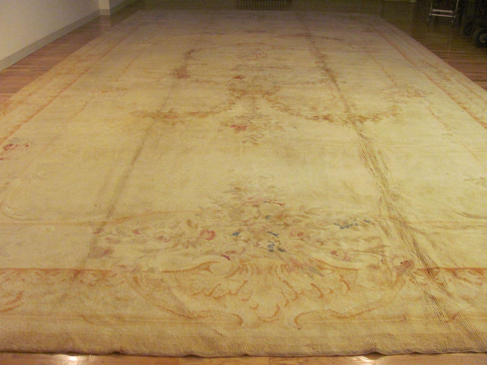 Savonnerie Carpet | France | Circa 1920