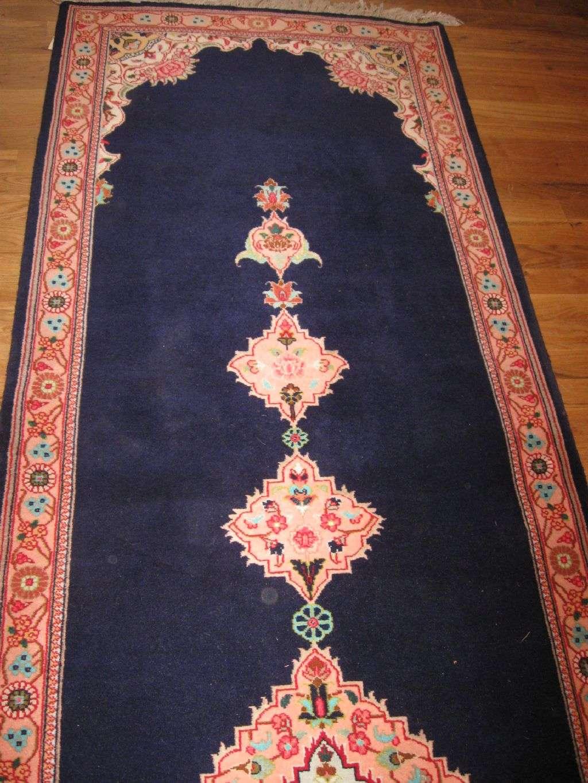 24259 Persian Tabriz hall runner 2,9 x 20 (2)