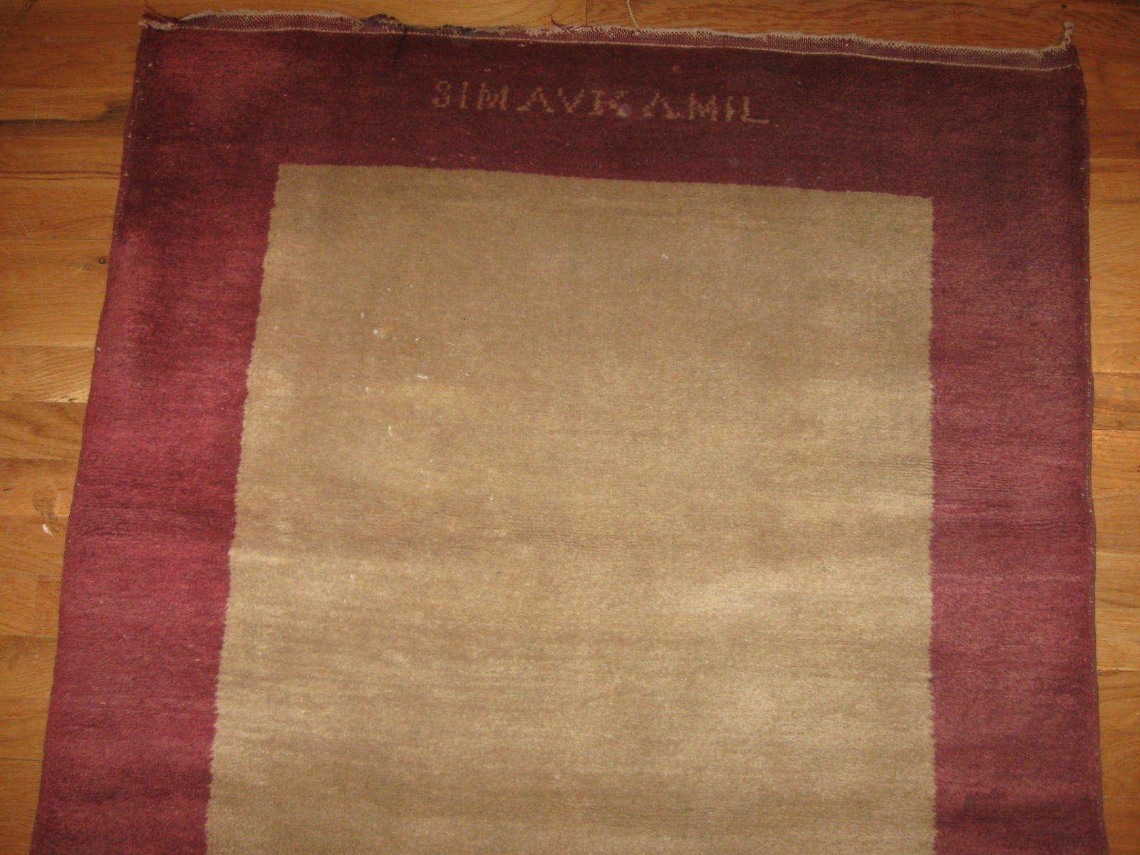 24260 Chinese Fetti hall runner rug 3,3 x 19,6 (2)