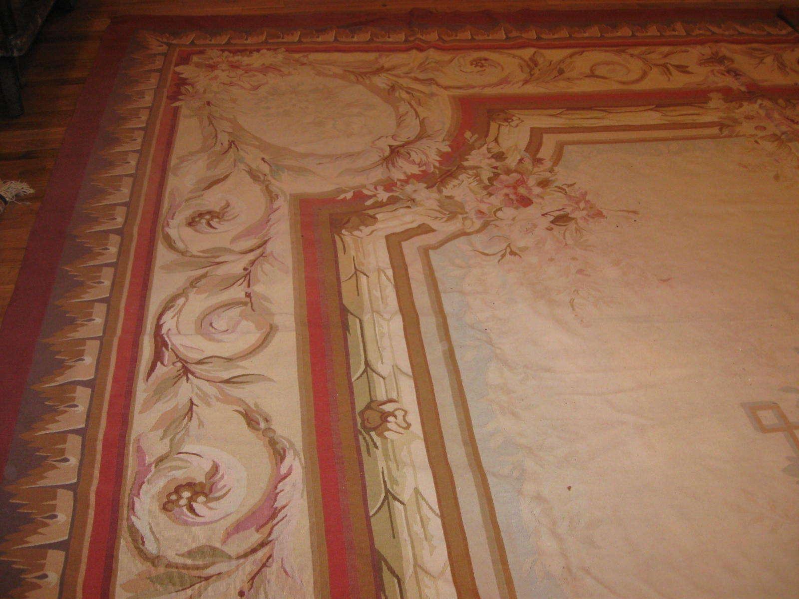 24264 French Aubusson carpet 15 x 23,5 (3)