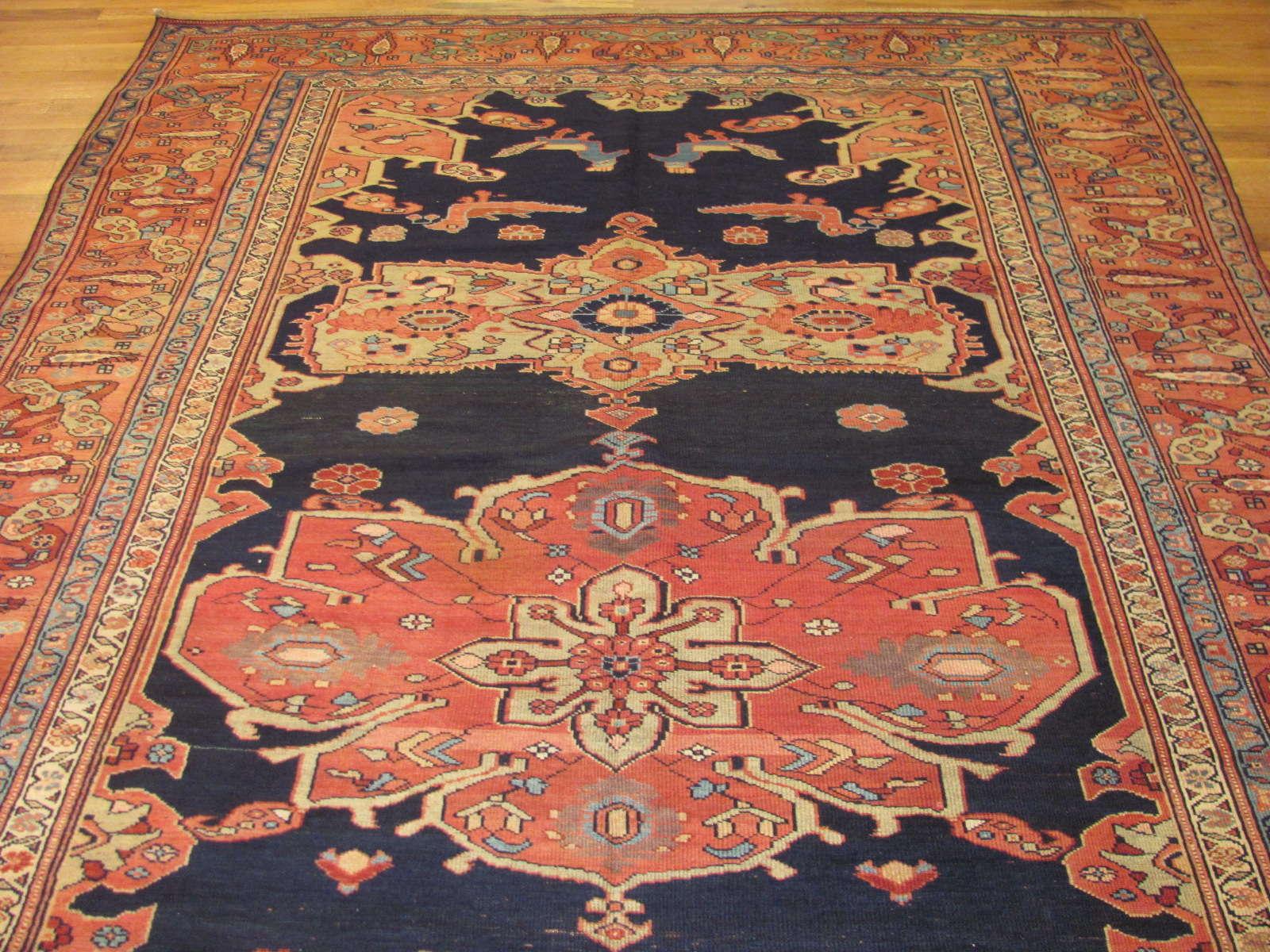 Antique Karabagh Rug | Caucasus | Circa 1910