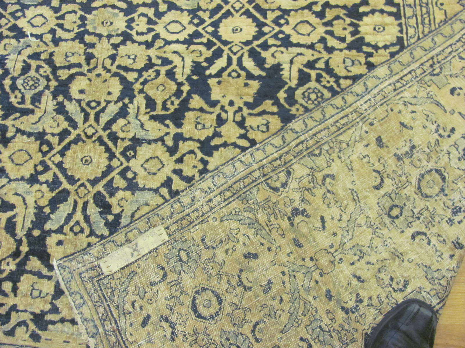 24278 Persian khorrasan carpet 26,1 x 10 (1)