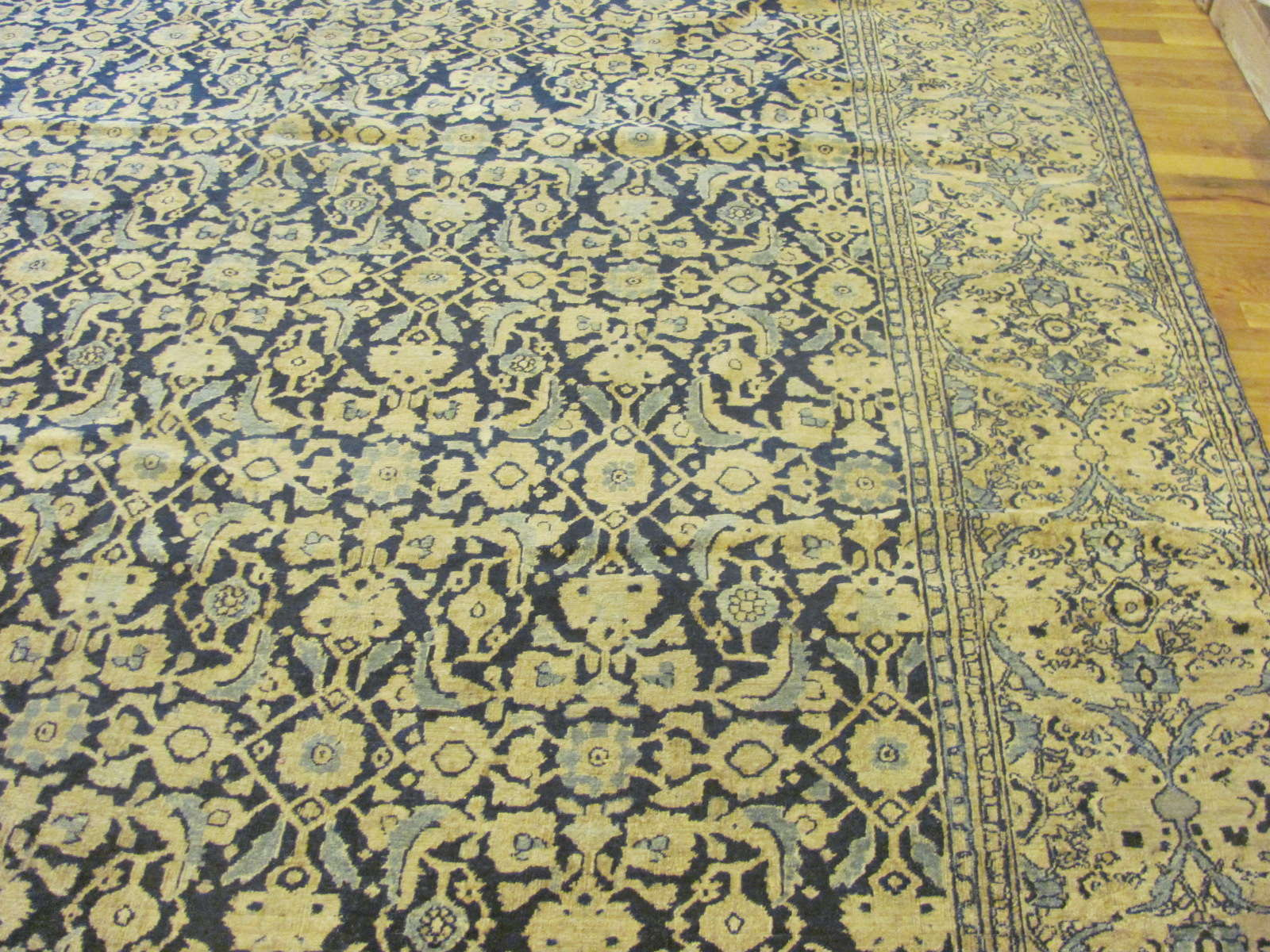 24278 Persian khorrasan carpet 26,1 x 10 (2)
