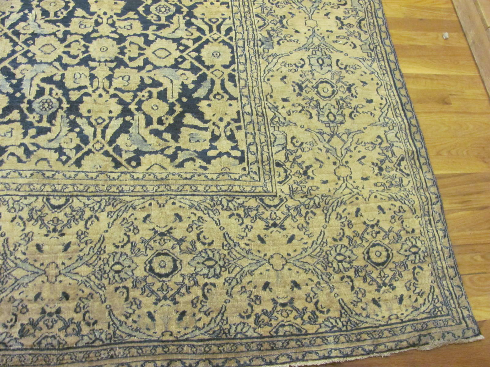 24278 Persian khorrasan carpet 26,1 x 10 (3)