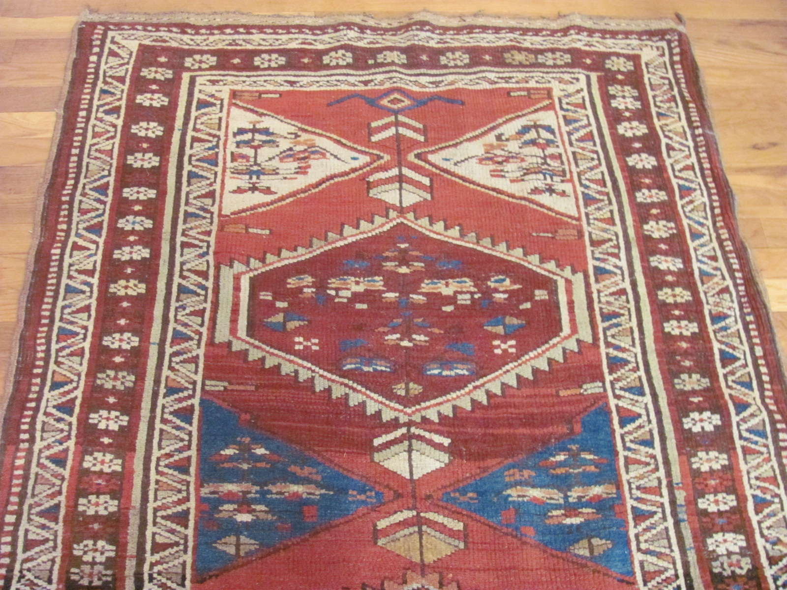 24302 Persian Kurd hall runner 3,9 x 15,5 (3)