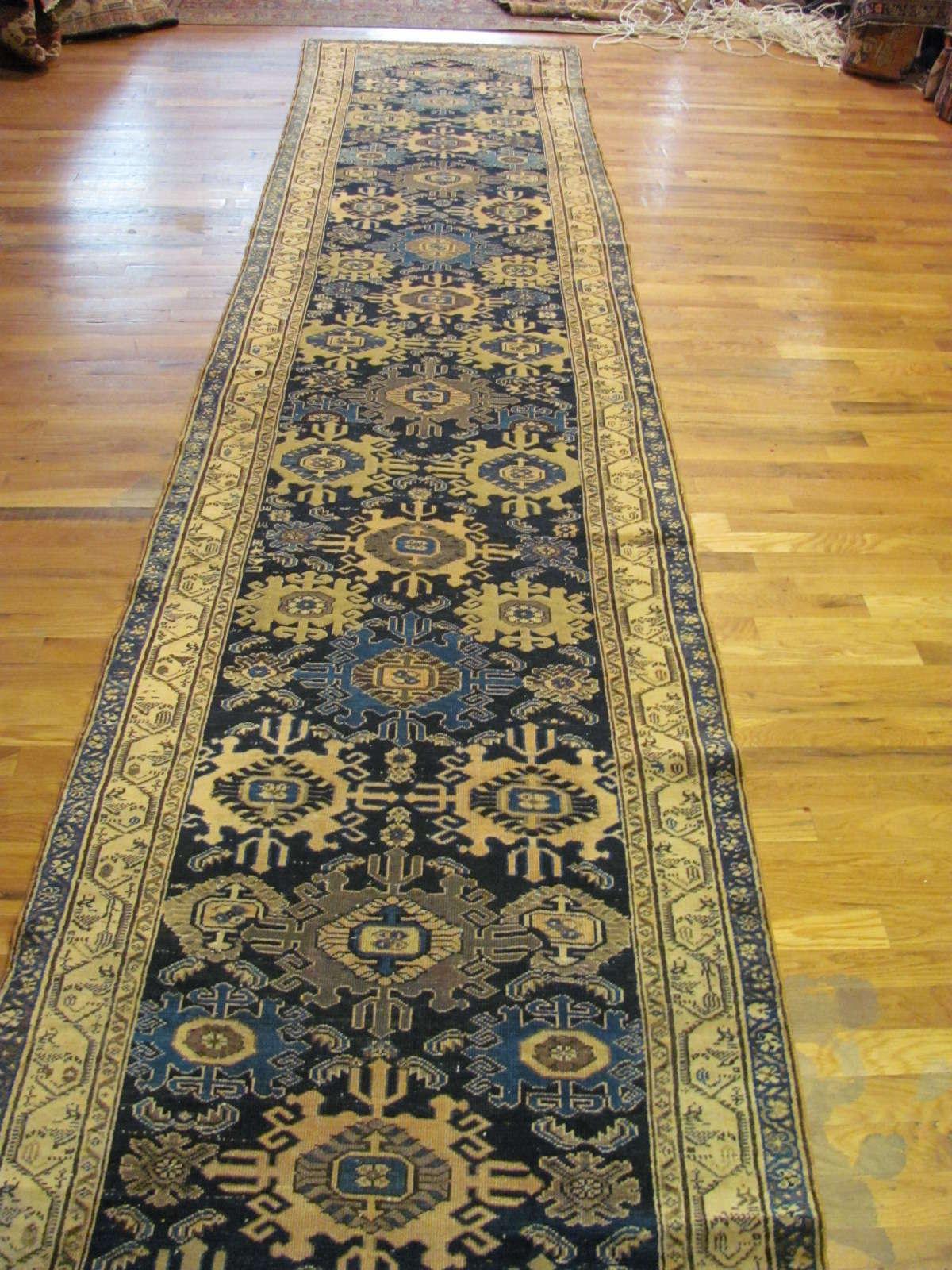 Persian Malayer Rug | Antique | Circa 1900