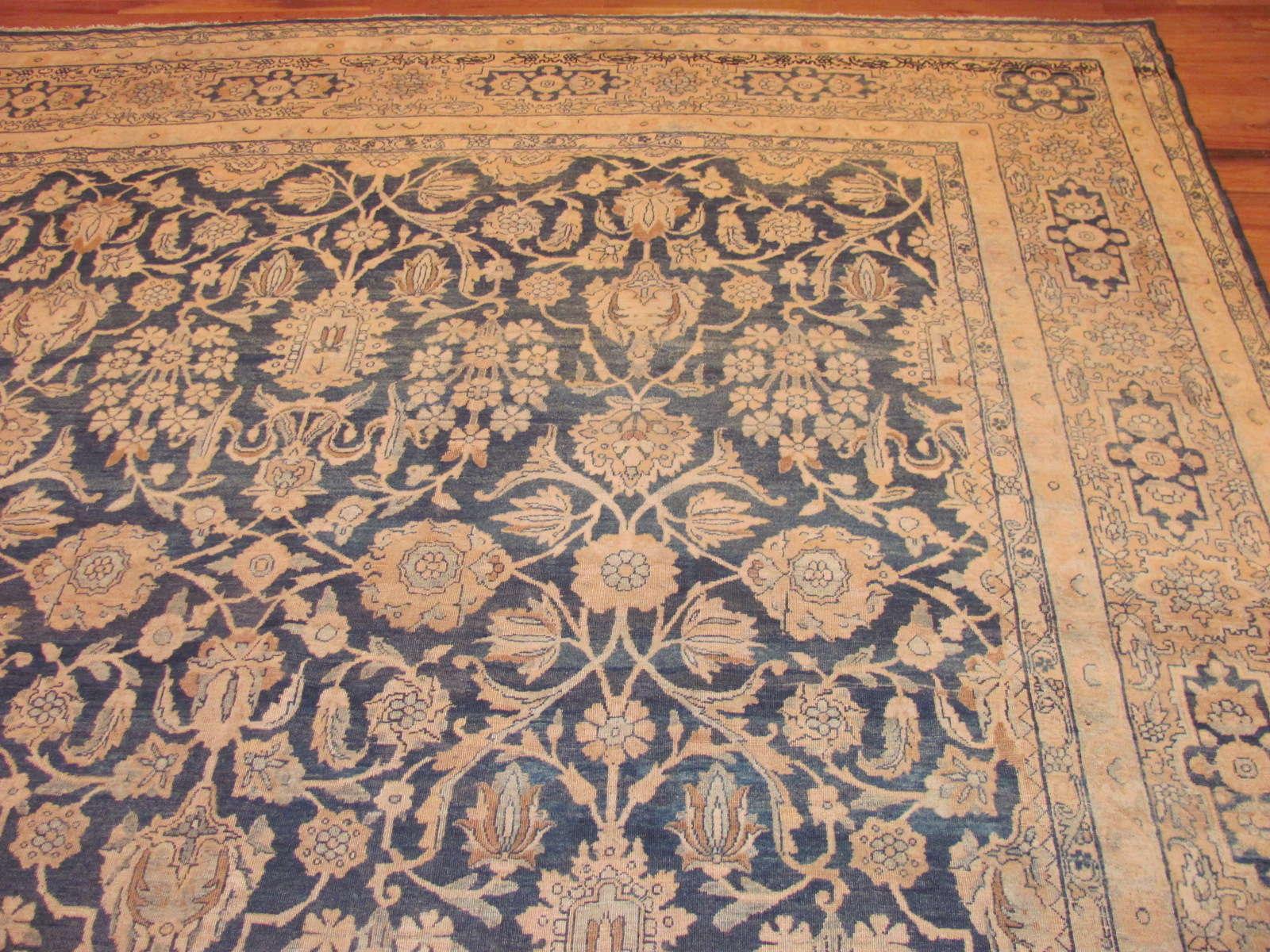 24312 Persian kerman 9,7 x 15,10 -1