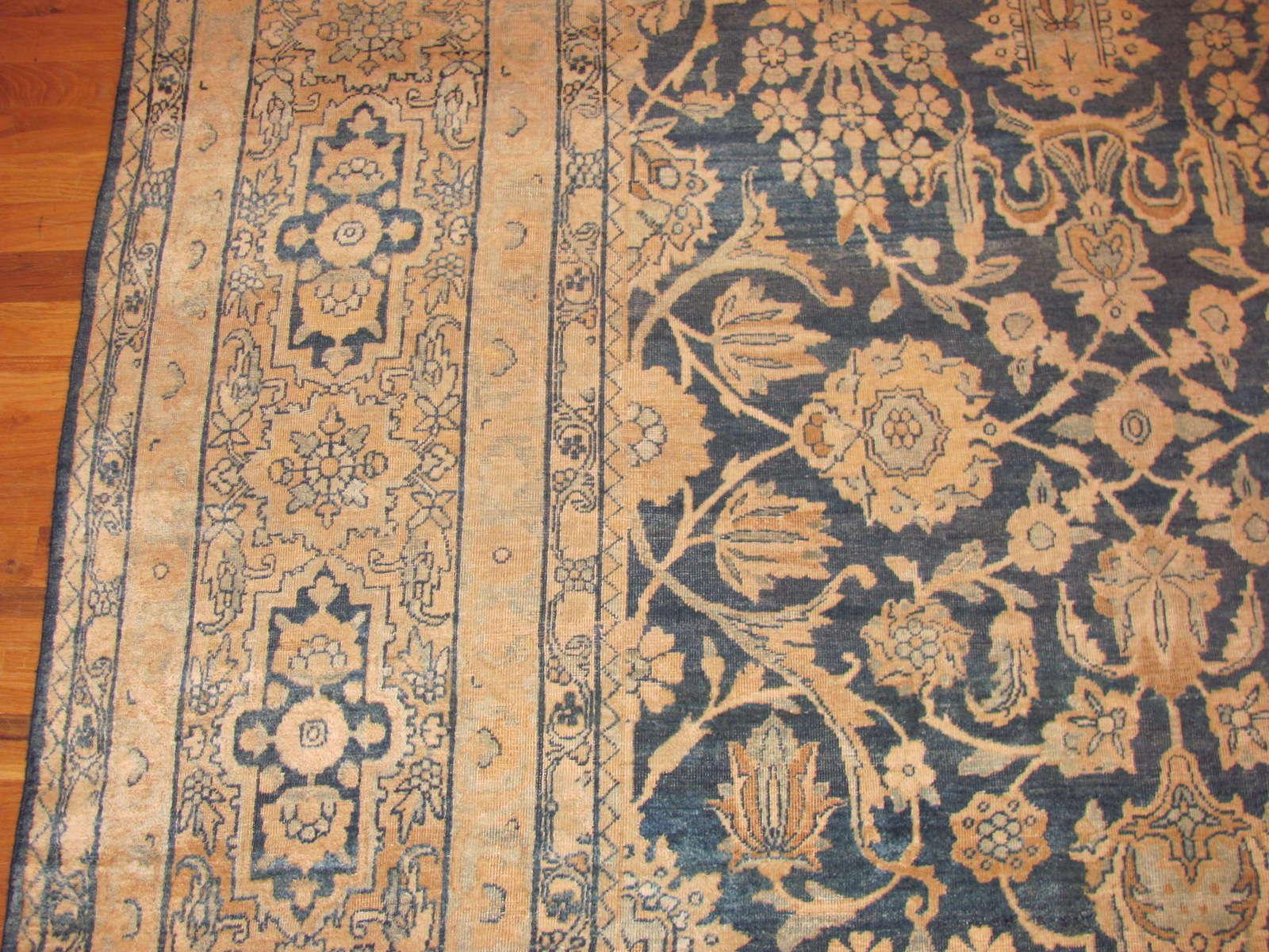 24312 Persian kerman 9,7 x 15,10 -2