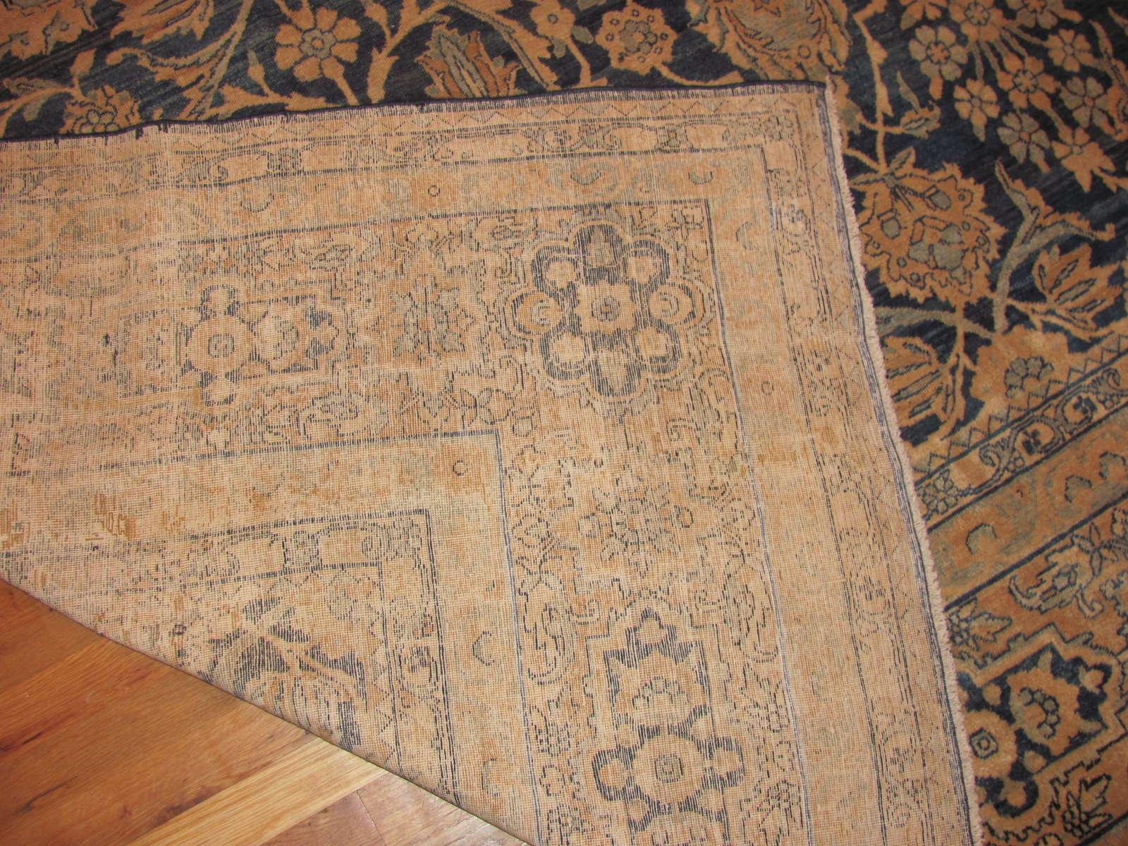 24312 Persian kerman 9,7 x 15,10 -3