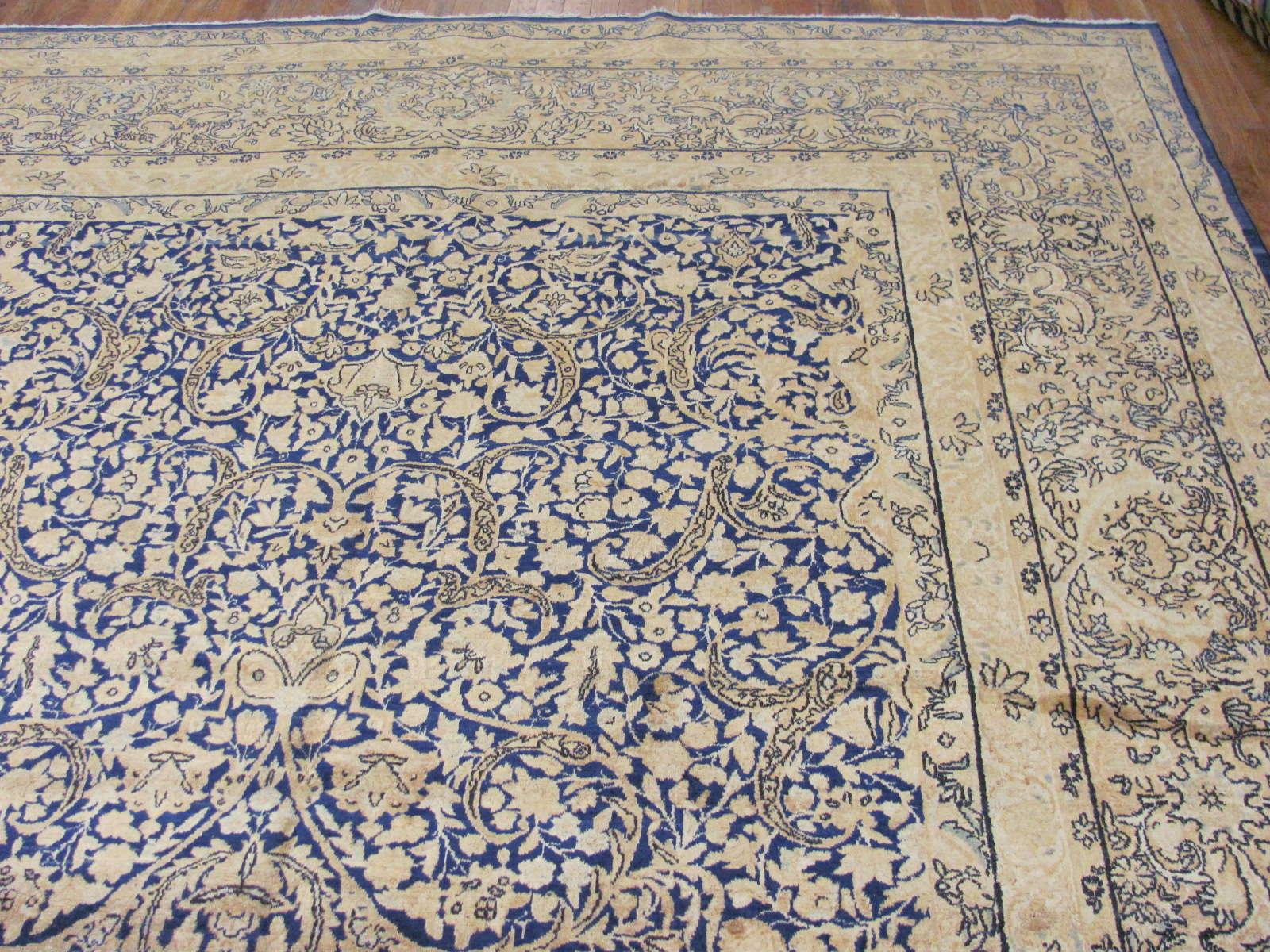 24316 Persian Kirman 13,8 x 16,6 -1