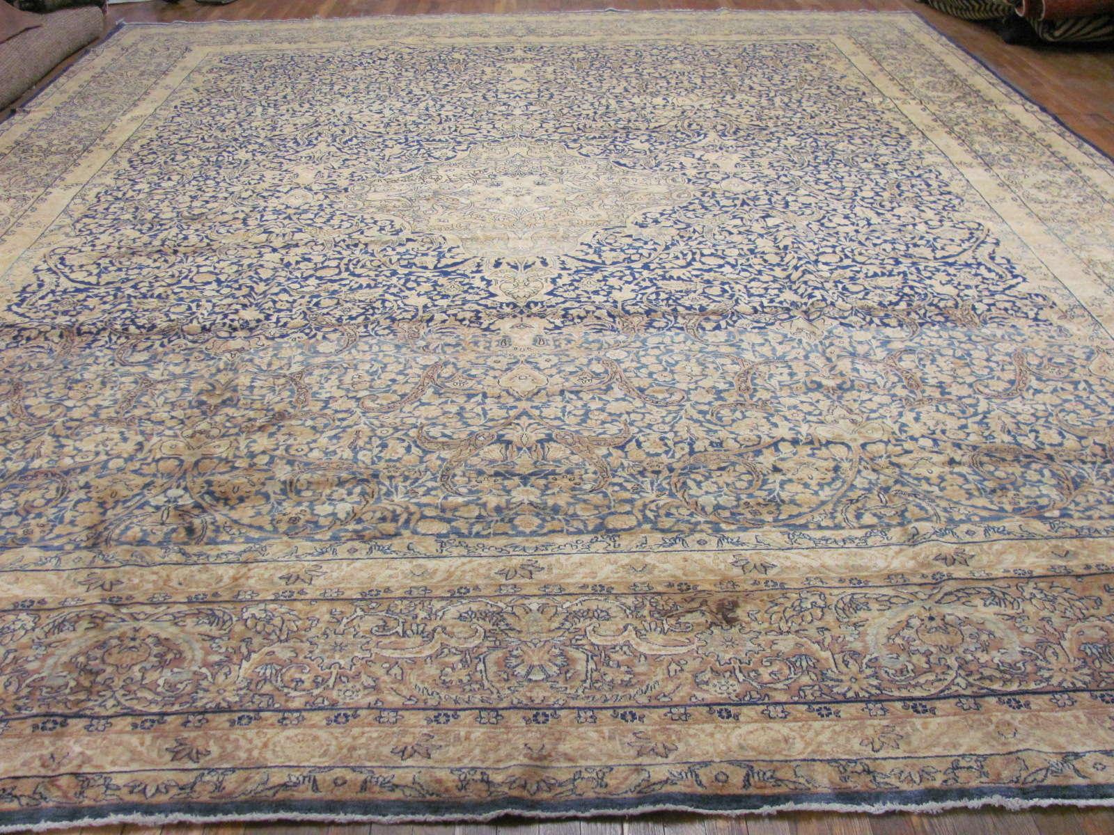 24316 Persian Kirman 13,8 x 16,6