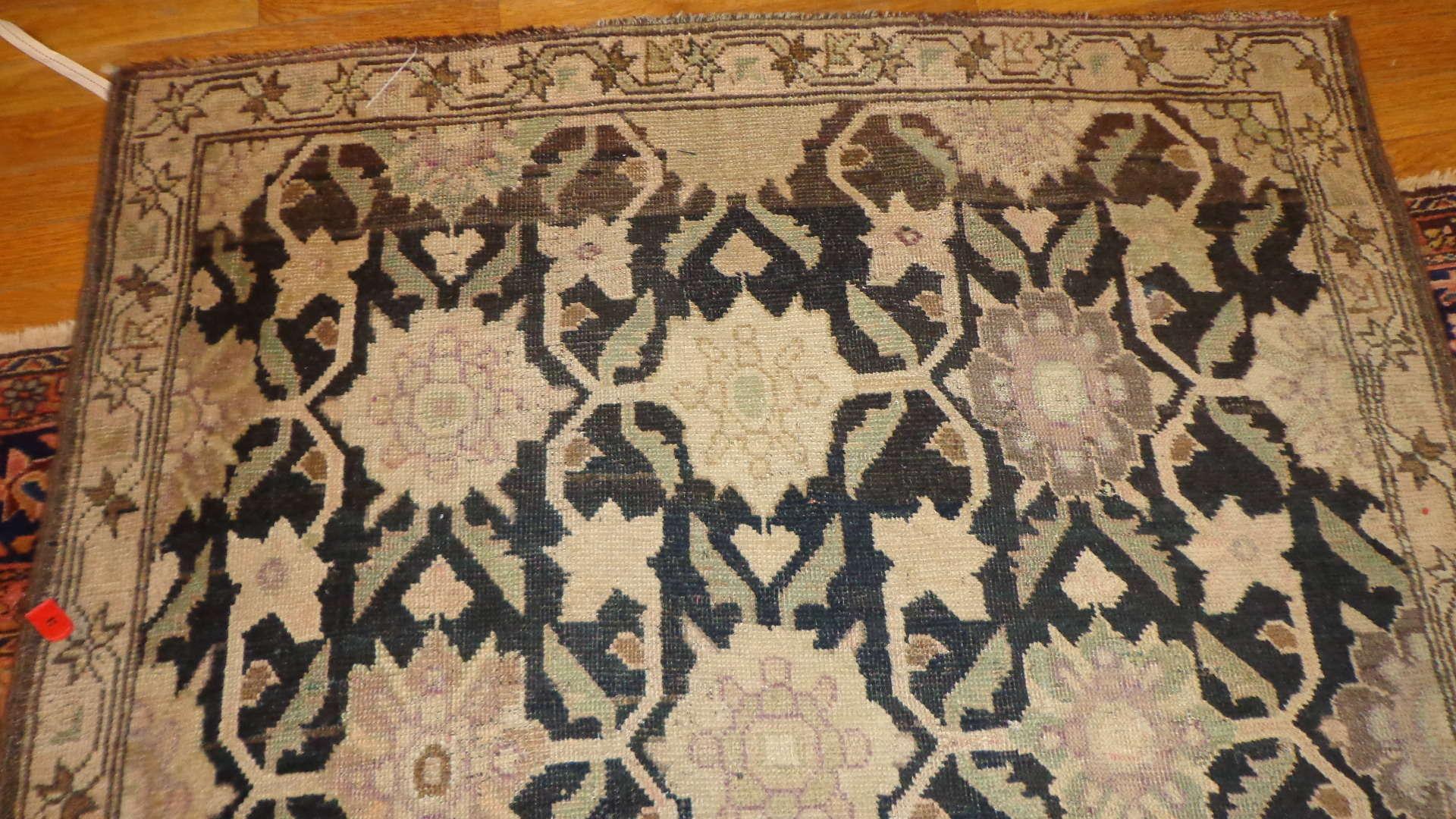 24327 antique Caucasus Karabagh 3,8 x 15,7 (3)