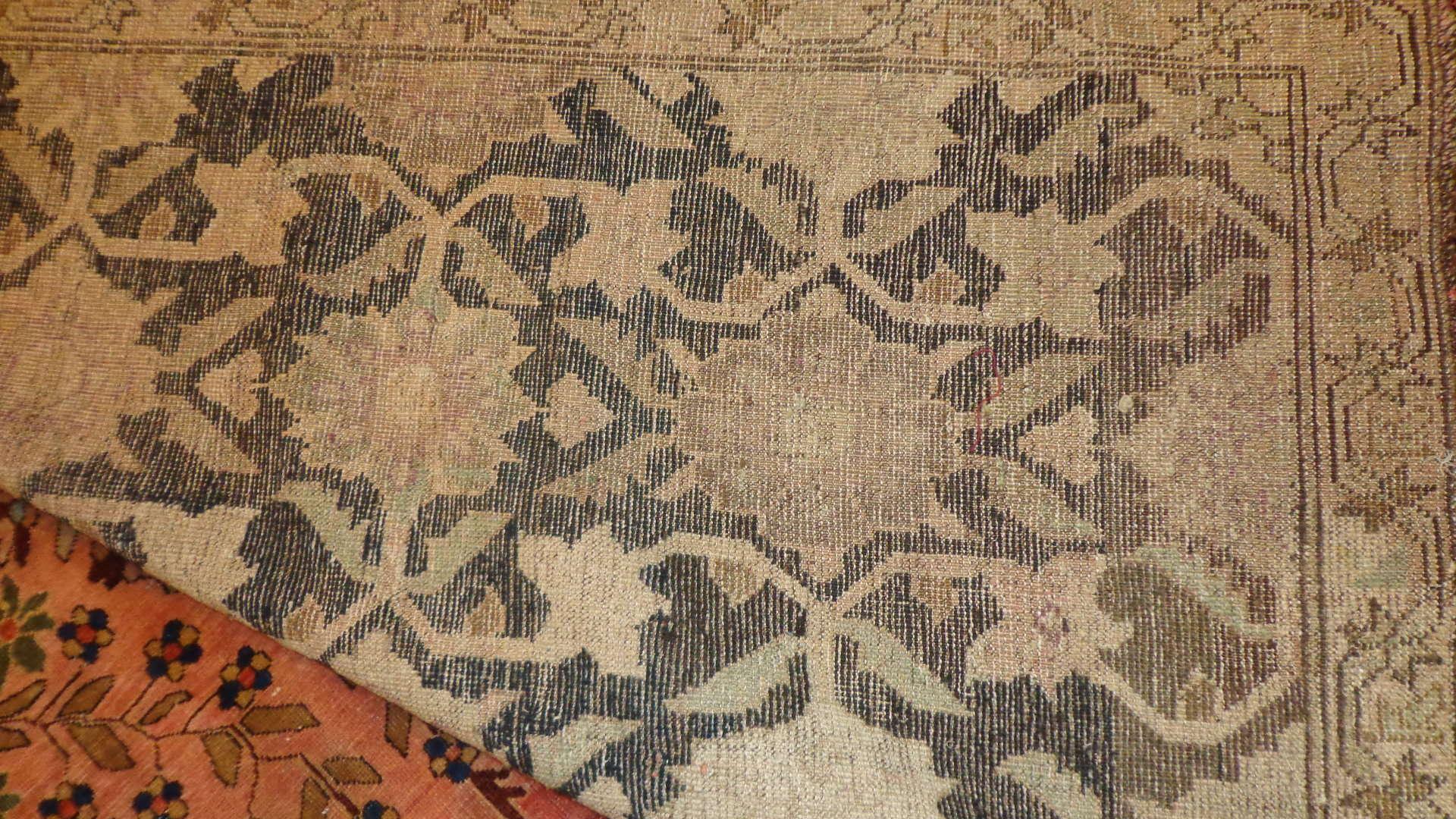 24327 antique Caucasus Karabagh 3,8 x 15,7 (4)