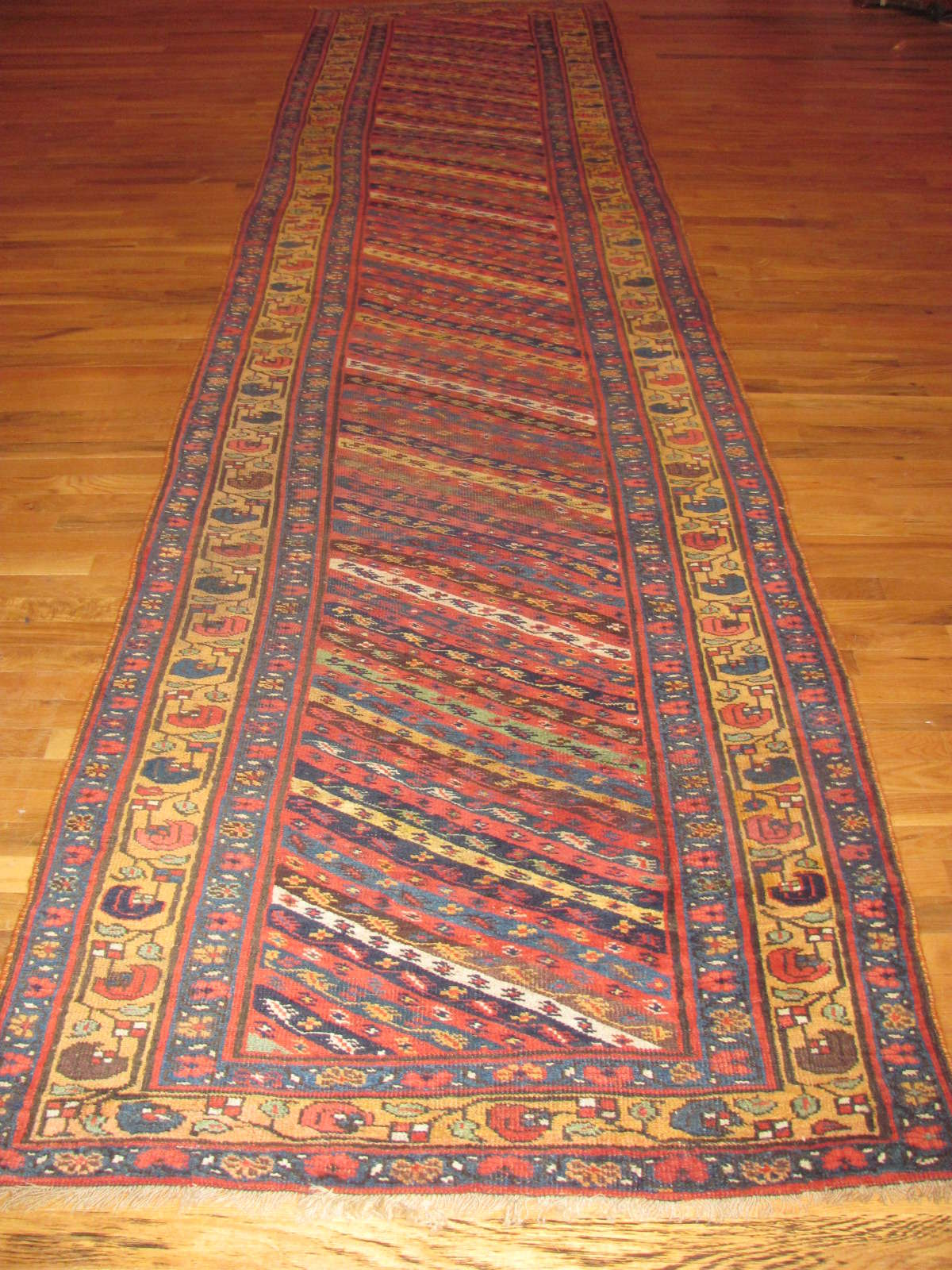 Antique Persian Bidjar Rug | Circa 1890