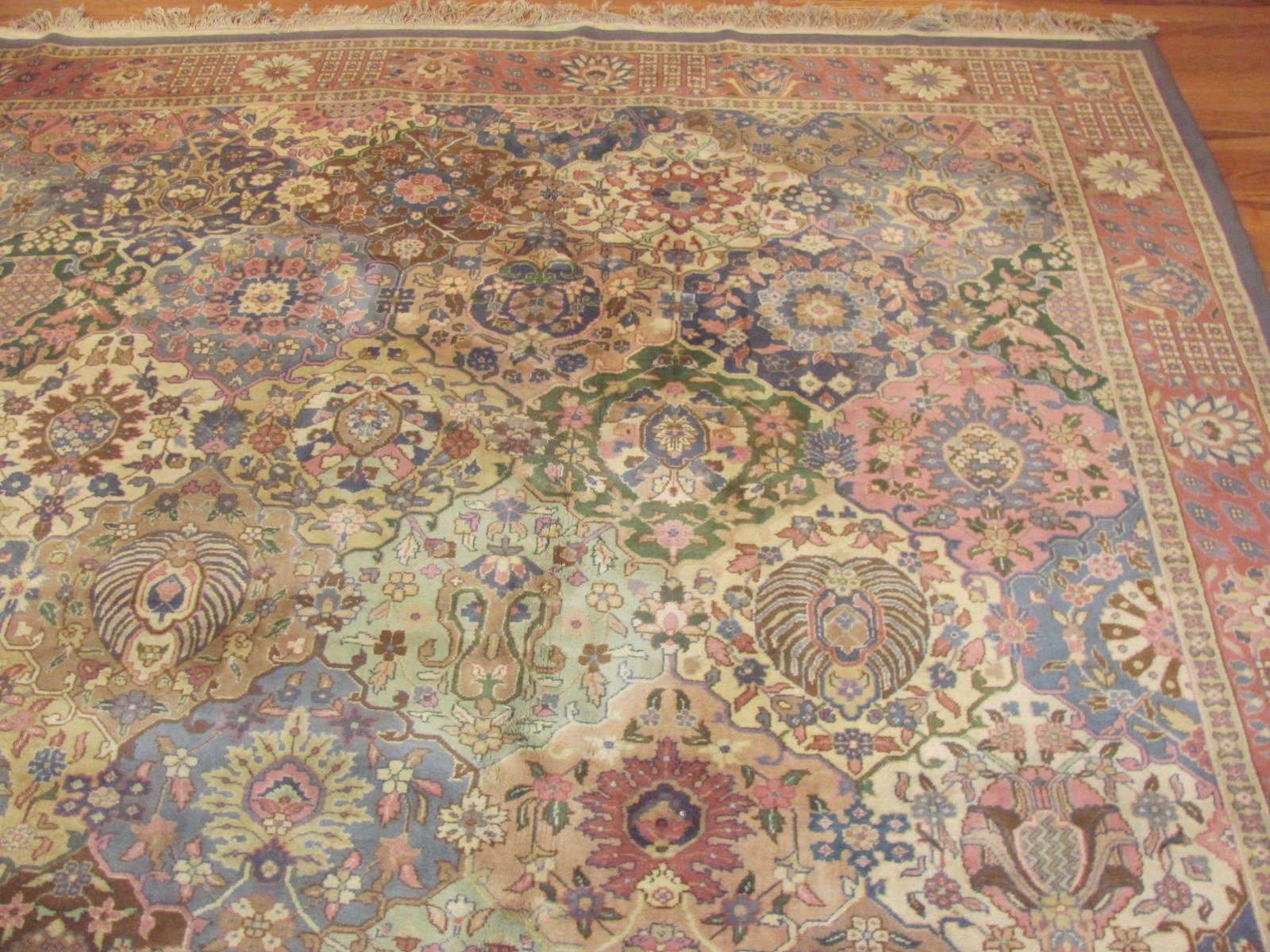 24350 Indo Tabriz 10 x 14,1 -1