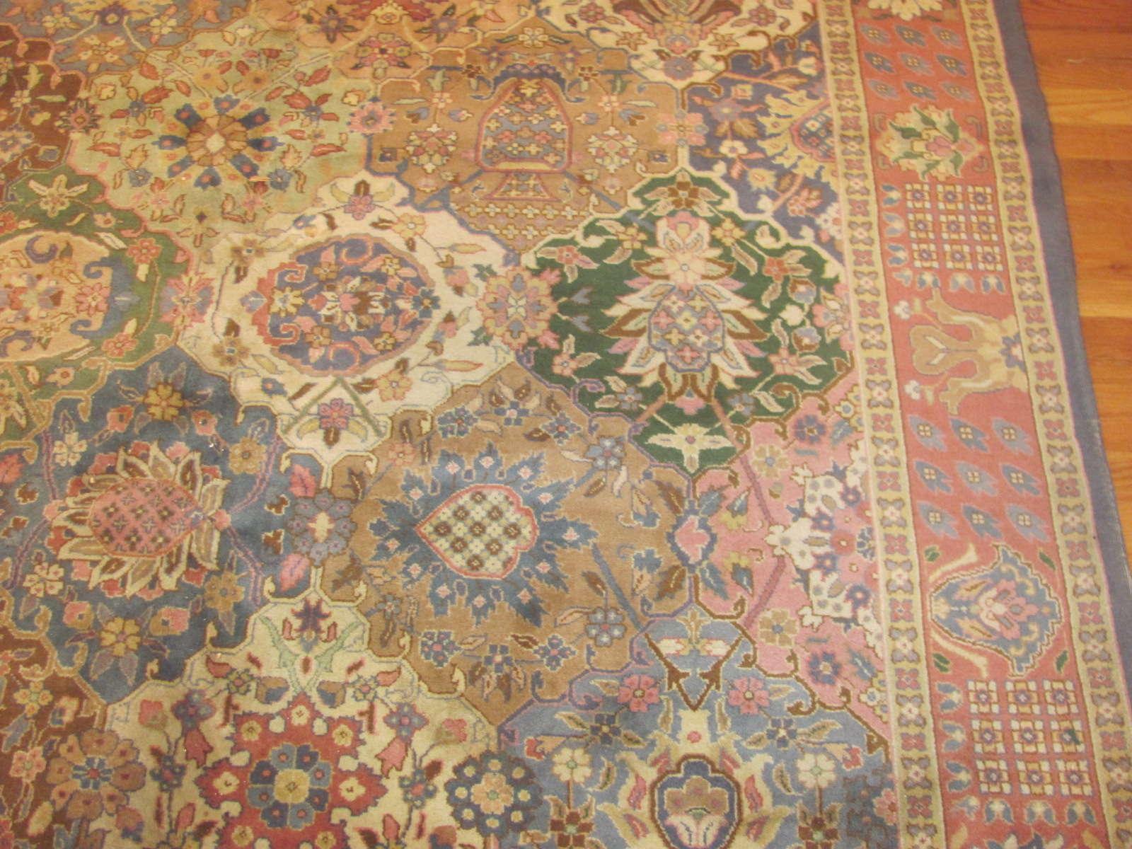 24350 Indo Tabriz 10 x 14,1 -2