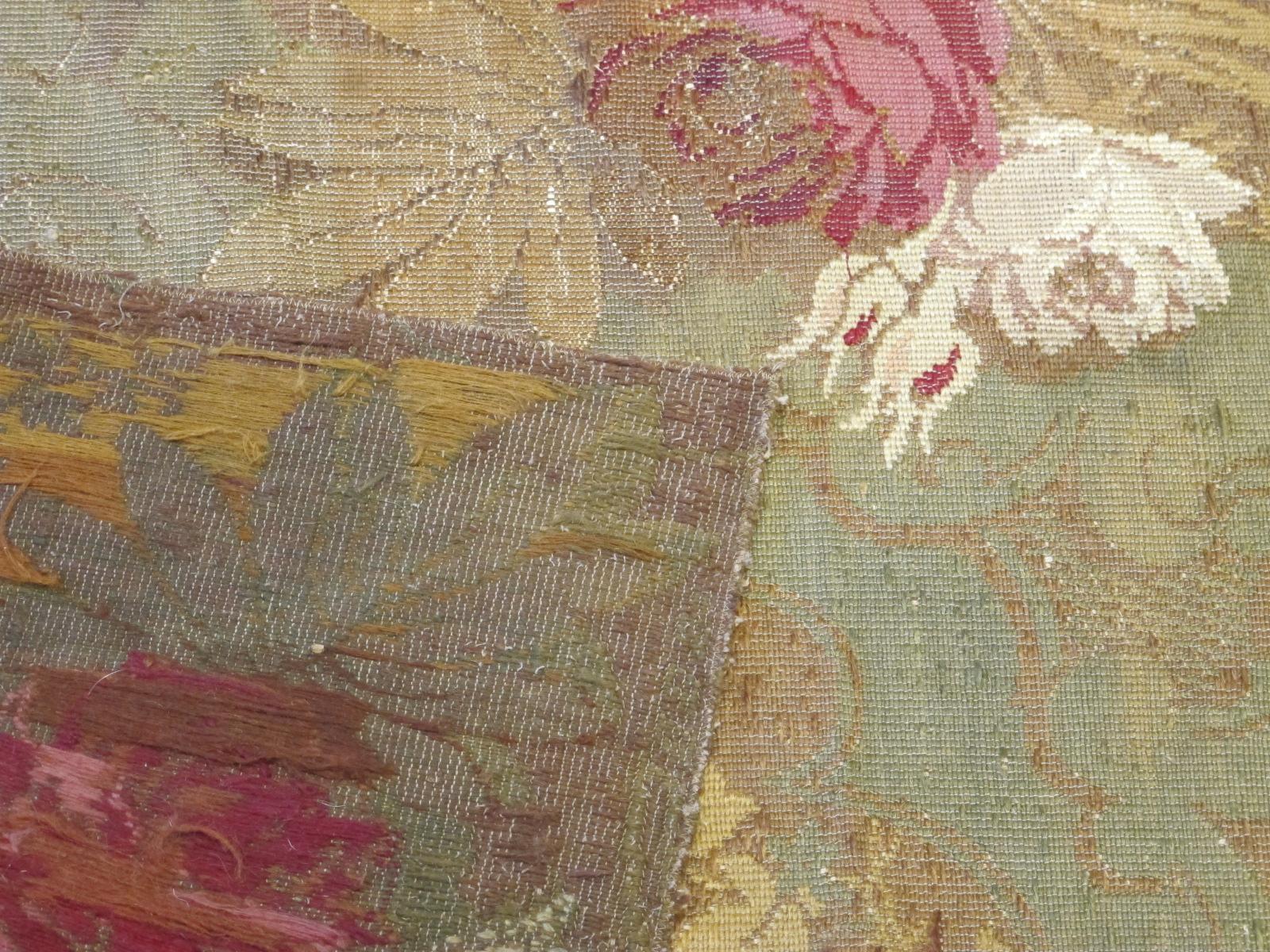 13038.2 European Jacquard Loom rug 9,6x9,8 (4)