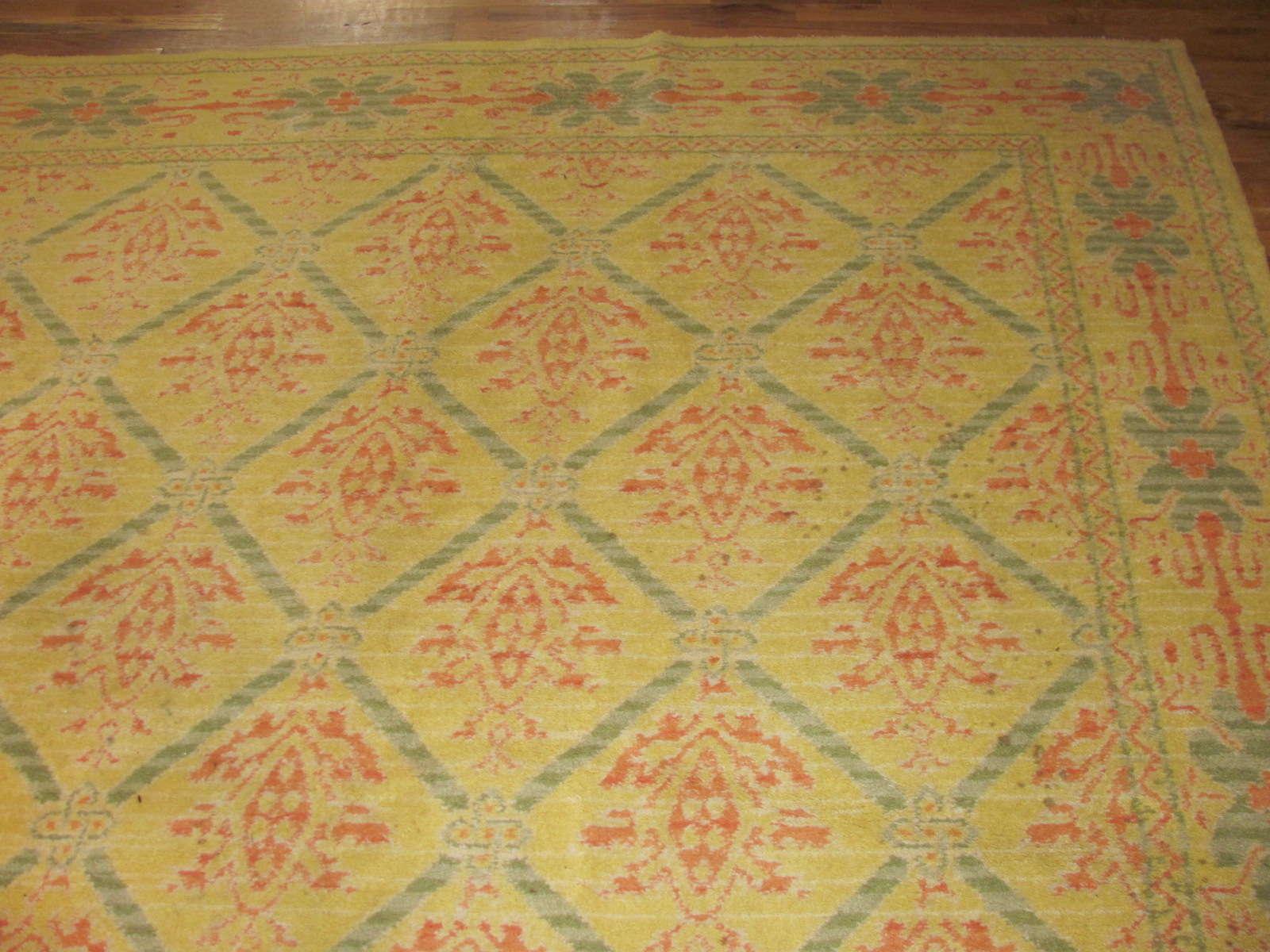 24351 Spanish carpet 12,2 x 15 -1