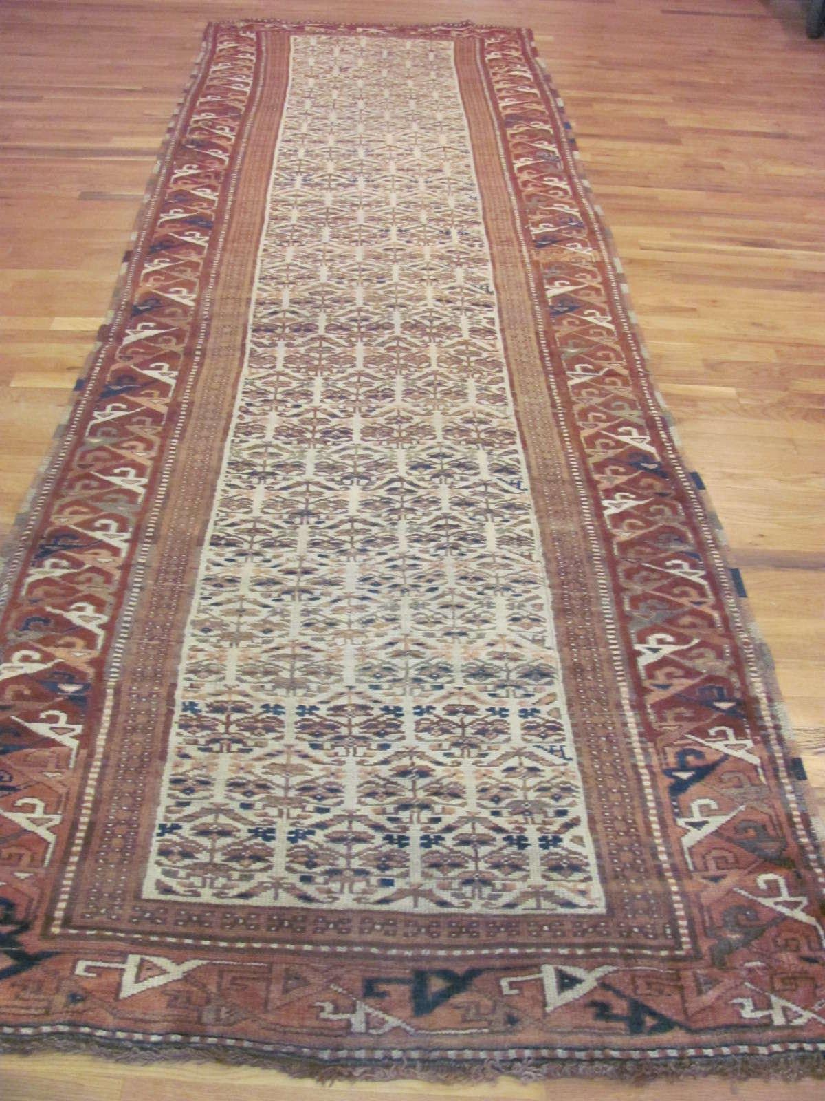 Kurd Rug | Persia | Handmade | Antique Circa 1910