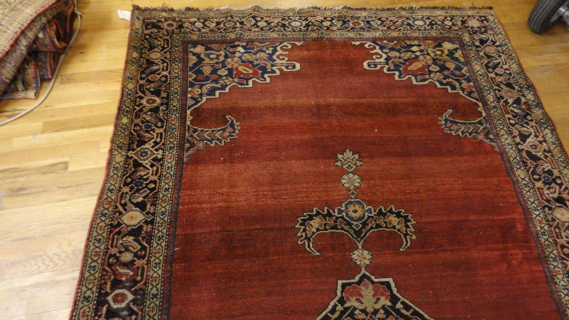 24435 antique Persian Kurd gallery 5,6 x 11,9 -2