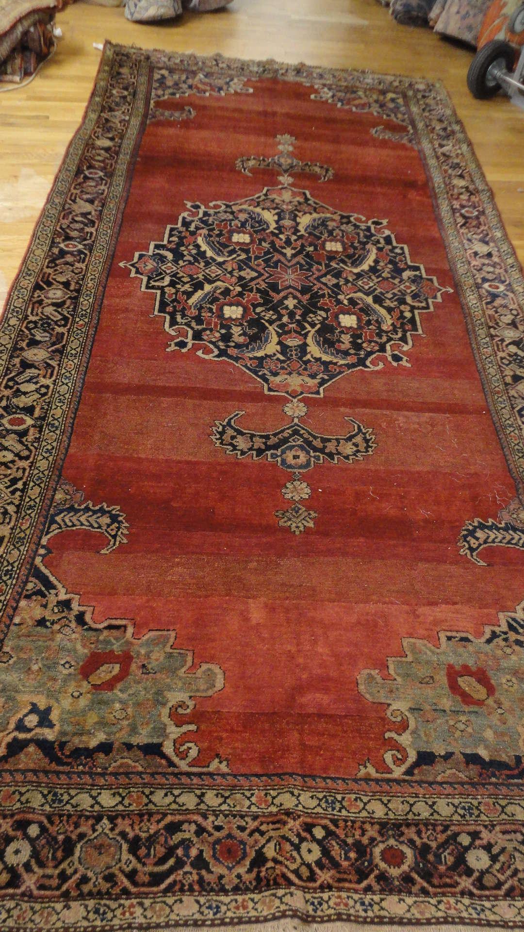 Kurd Rug | Persia | Handmade | Antique Circa 1900