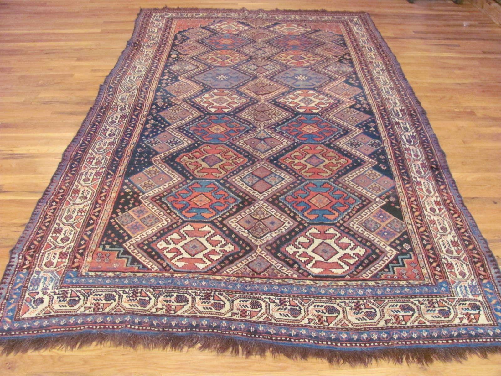 Luri Rug | Persia | Handmade, Antique Circa 1910