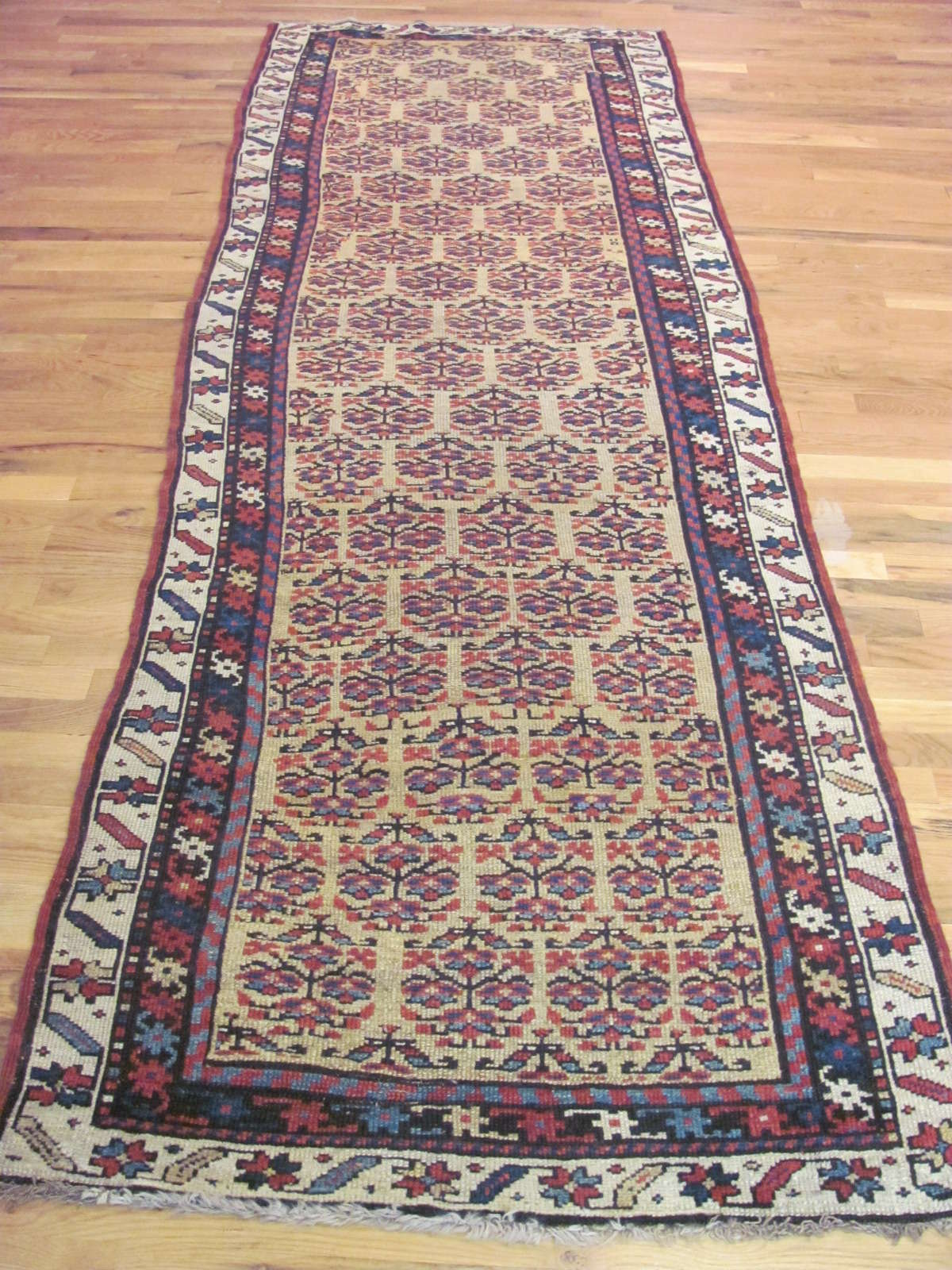 Kurd Rug | Northwest Persia | Handmade | Antique Circa 1890