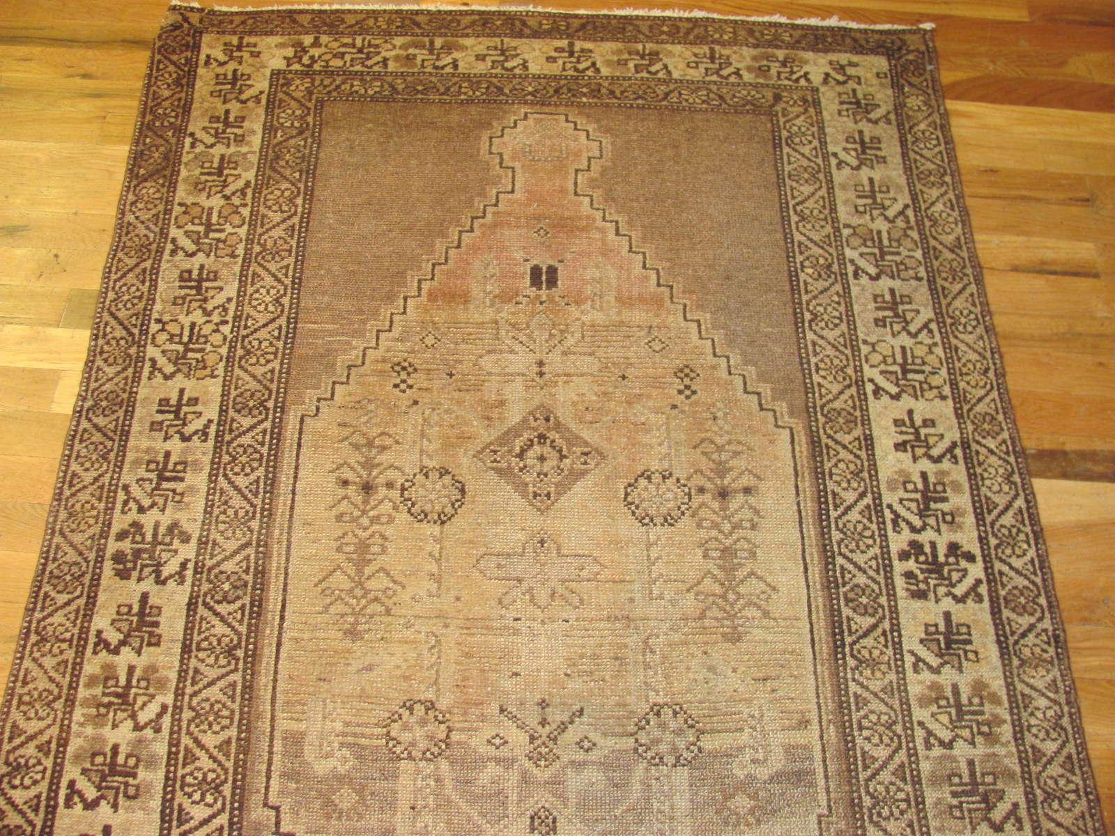 24456 anitque persian hamadan runner 3,9x10 -1
