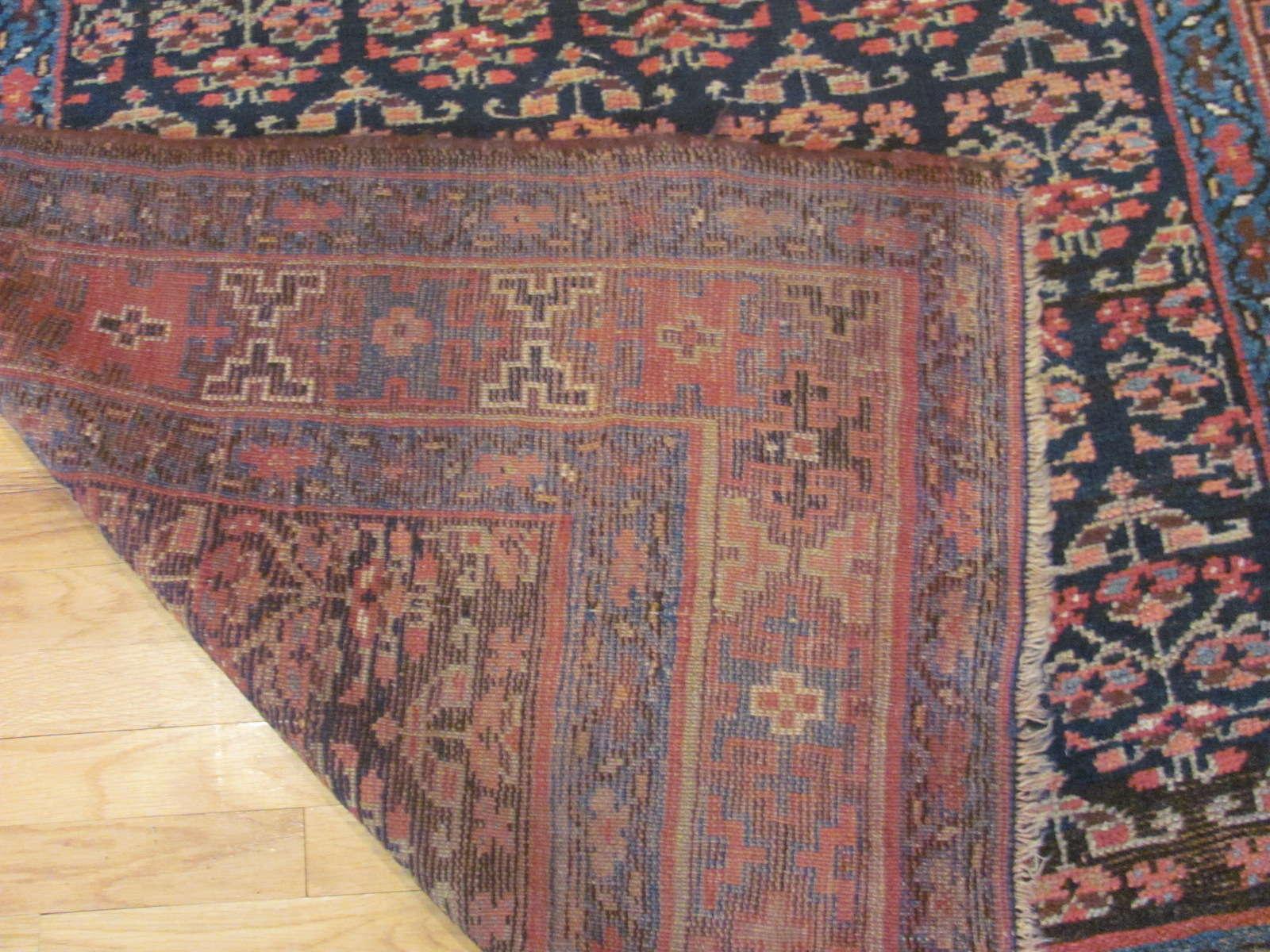 24485 Persian Kurd rug 4,7 x 9,9 -3