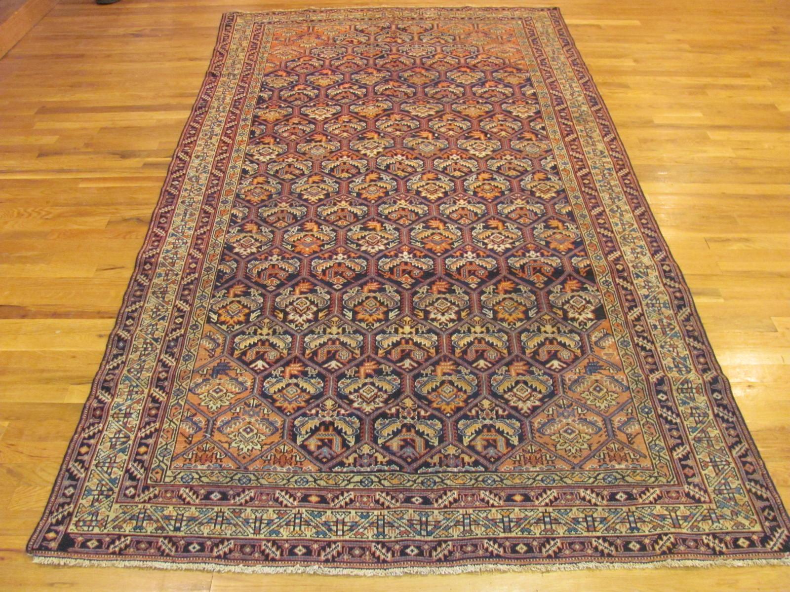 Persian Malayer Rug | Antique | Circa 1910