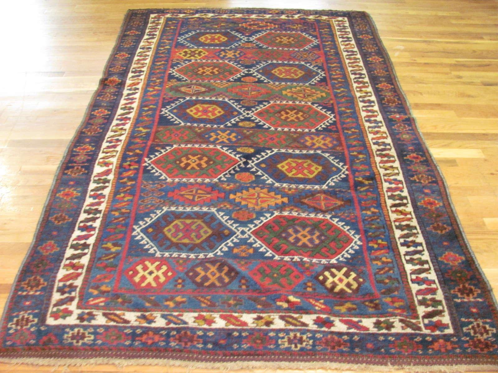 Joffee Kurd Rug | Persia | Handmade | Antique Circa 1910