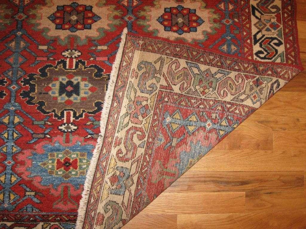 24576 antique Persian Baktiar rug 6,3 x 4,5 -1