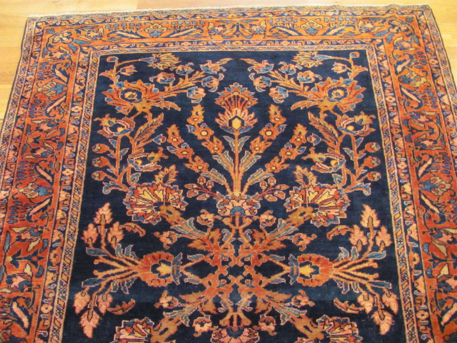 24592 Persian Lilihan rug 4,9 x 6,4 -1