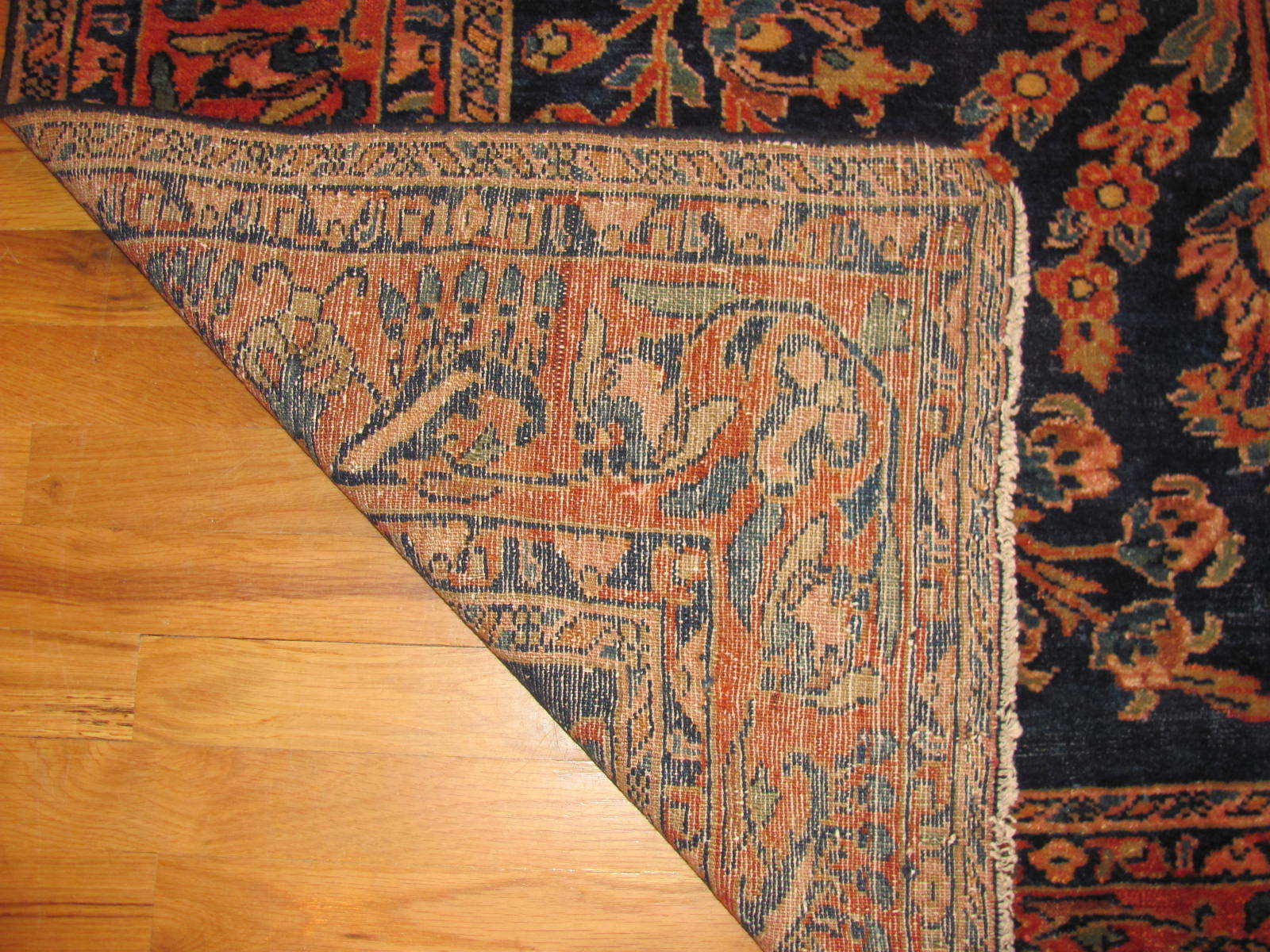 24592 Persian Lilihan rug 4,9 x 6,4 -2