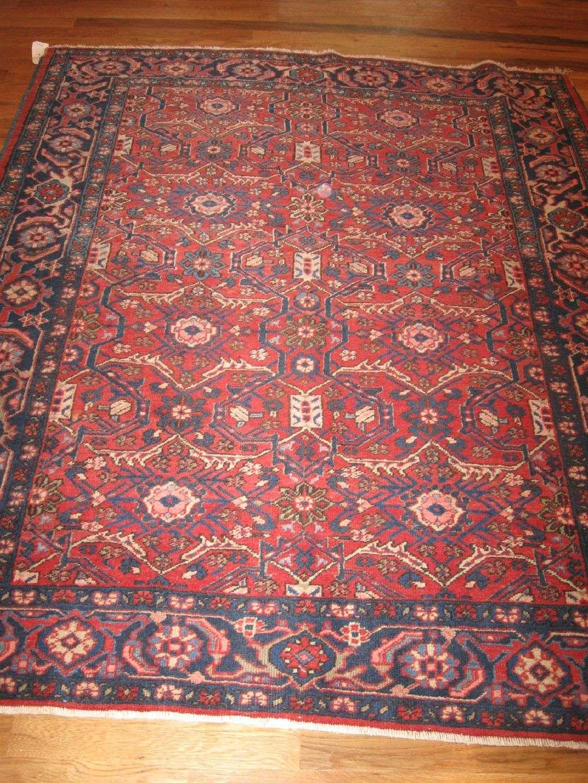 Heriz Rug | Persia | Handmade | Circa 1940